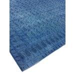 "Image of Blue Vintage Overdyed Rug - 10'3"" X 12'9"""