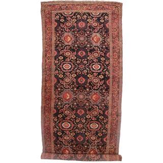 RugsinDallas Antique Persian Kurdish Rug - 6′10″ × 19′10″