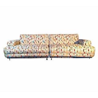 Mid Century Unique Sectional Sofa