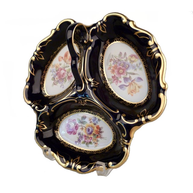 Jlmenau Porcelain Serving Platter - Image 3 of 8