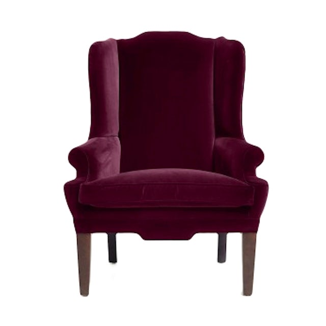 Irving Place Pete's Wing Chair - Image 1 of 3