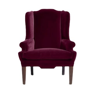 Irving Place Pete's Wing Chair