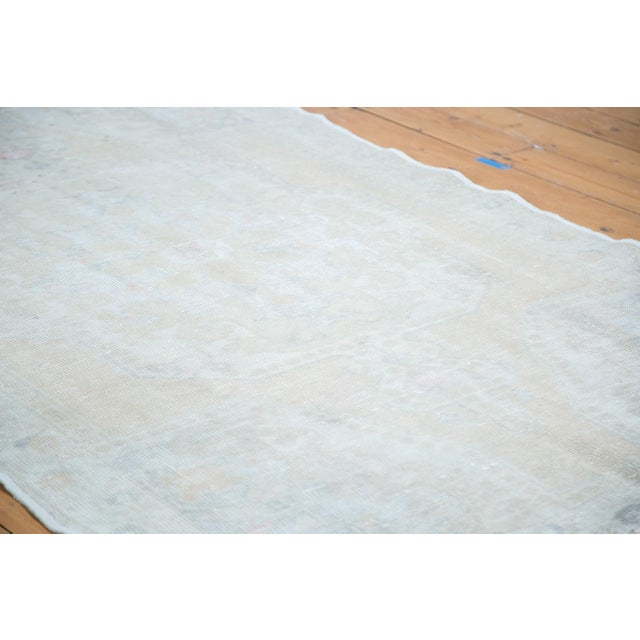 "Distressed Oushak Rug - 4'4"" X 7'1"" - Image 3 of 10"