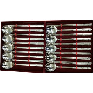 Nos Rubi Spoons and Chopsticks - Set of 10