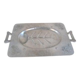 Everlast Aluminum Meat Platter