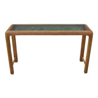 Mid-Century Modern Console Table, Circa 1950's