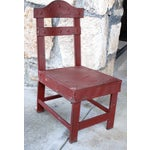 Image of French Bistro Metal Chair