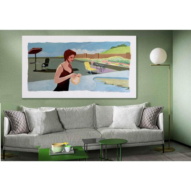 "Image of ""California Pale"" Original Painting"