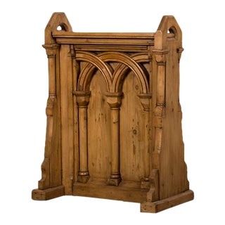 Oak and Pine Lectern, England c. 1850
