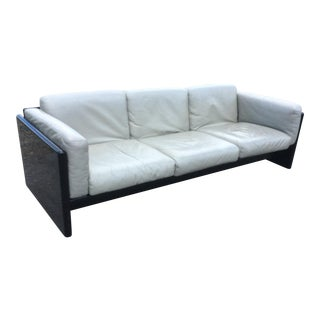 Gavina Studio Simon Italian Leather Sofa
