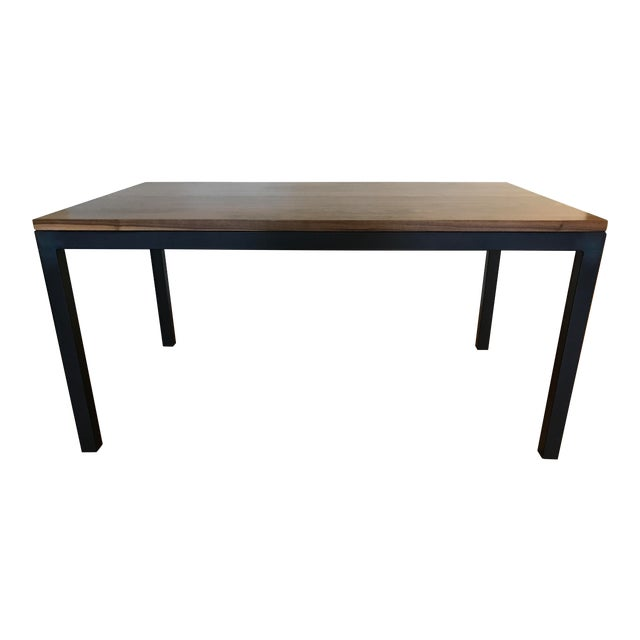 Room Board Parsons Dining Table Chairish