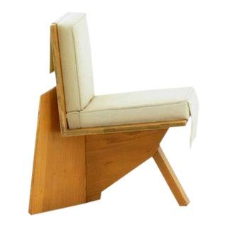 Frank Lloyd Wright Chair from the Sondern House, Kansas City, MO, 1938