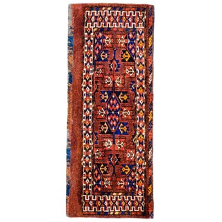 Beautiful 19th Century Yamut Rug