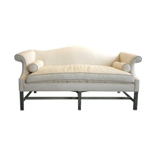 Kittinger Chippendale Sofa With Fretwork Legs