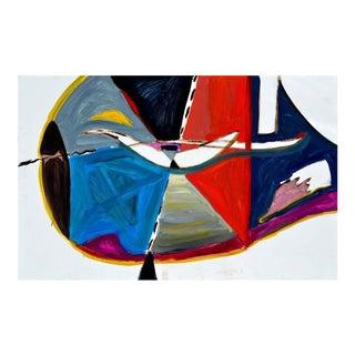 Horizontal Abstract #4