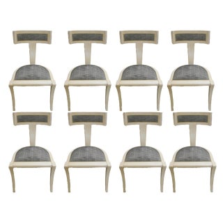 Vanguard Furniture Greek Peak Side Chair - Set of 8