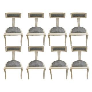 Vanguard Furniture Greek Peak Side Chair - Set of 8