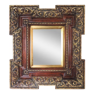 Ornate 'Deep Framed' Wall Mirror