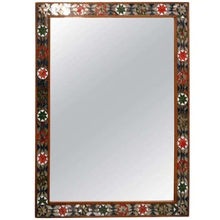 1920's Folk Art Mirror