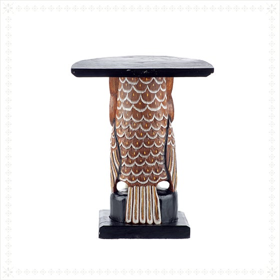 Wise Owl Side Table - Image 3 of 4