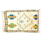 Handloomed Azilal Wool Rug - 4′ × 7′