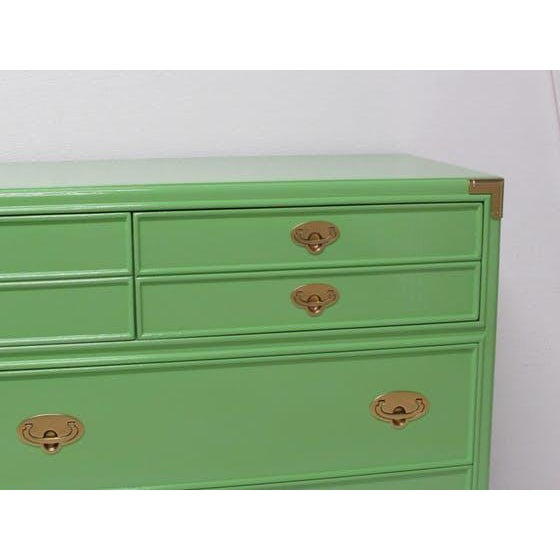 Lexington Campaign Chest of Drawers - Image 7 of 8