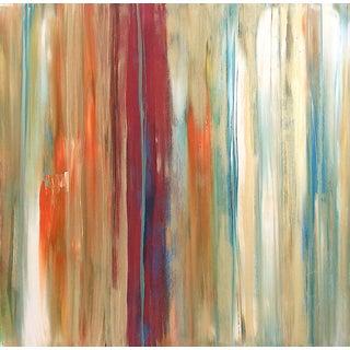 'NAVAJO' original abstract painting by Linnea Heide