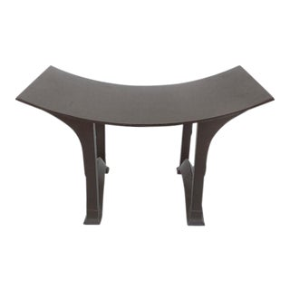 Bronze Curule Stool by Kreiss Collection