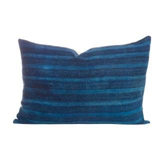 Vintage Indigo Pillow