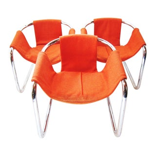 Burke & Eberle Zermatt Sling Chairs Vectra Group