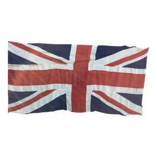 "Vintage ""Union Jack"" British Flag - Ship Flag"