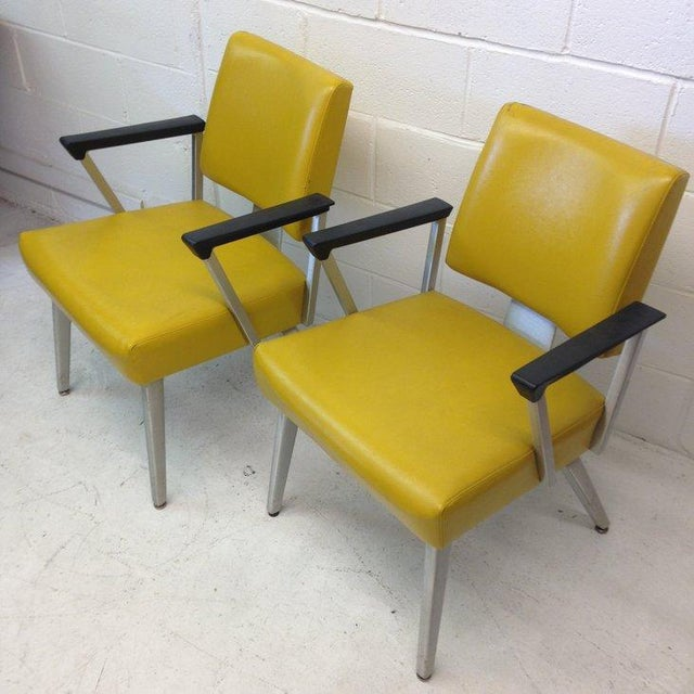 Pair of Vintage Retro Good Form Chairs - Image 3 of 6