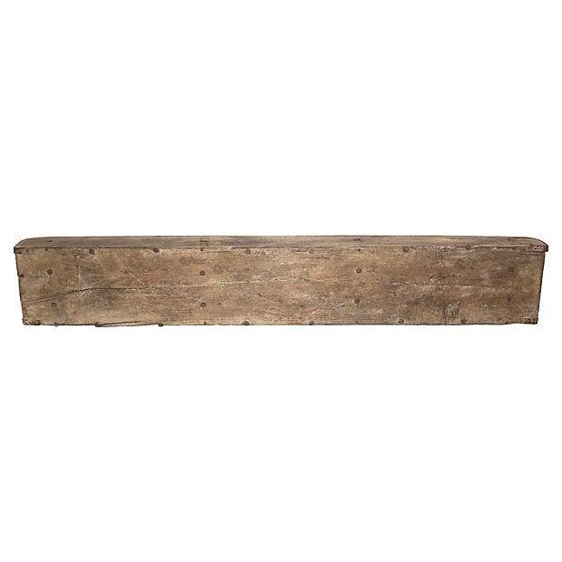 Image of Antique Chinese Elm Brick Mold