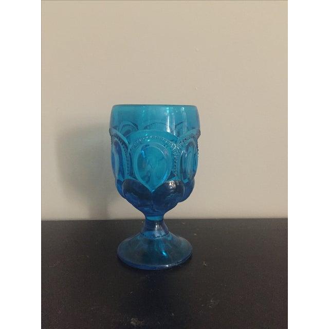 Aqua Kings Crown Glasses - Set of 12 - Image 2 of 8