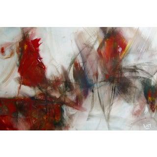 """Fear Breeds"" Original Painting"