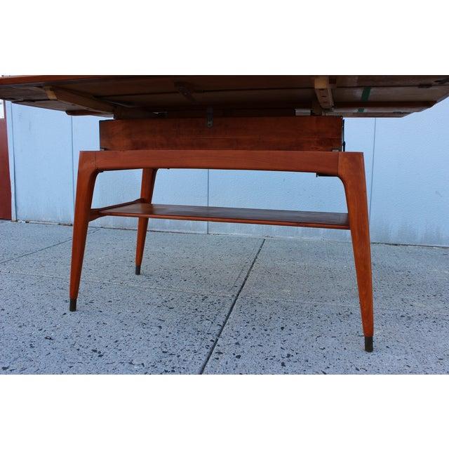 1960's Modern Swedish Dining/Coffee Table - Image 8 of 11