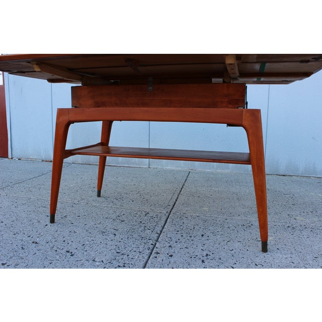 Image of 1960's Modern Swedish Dining/Coffee Table