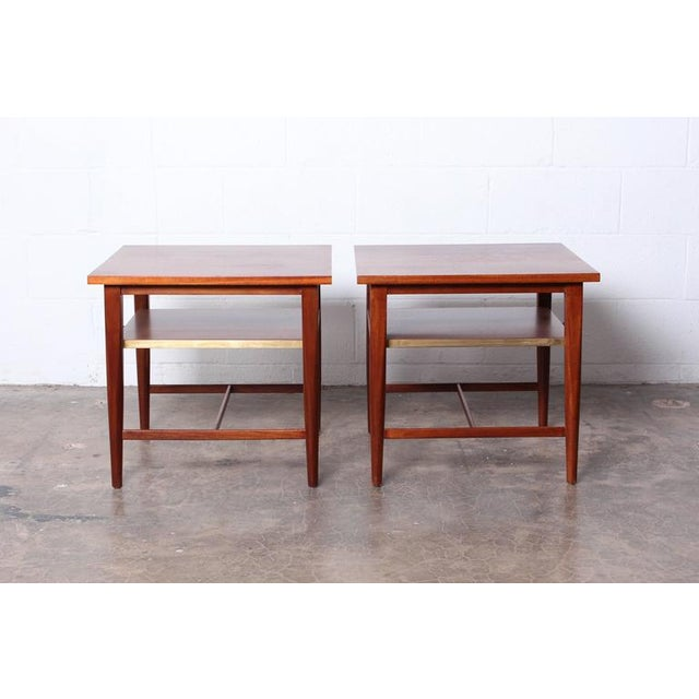 Pair of End Tables by Paul McCobb for Calvin - Image 6 of 10
