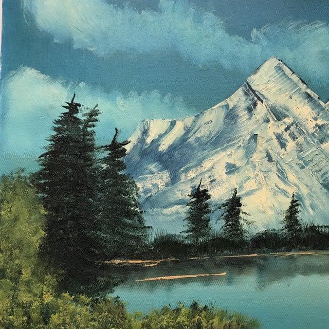 Vintage Original Landscape Painting - Image 5 of 7