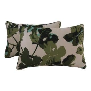 Peter Dunham Outdoor Textile Pillows - Pair