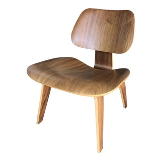 Eames Walnut Lounge Chair