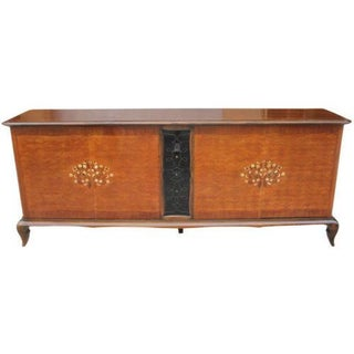 French Art Deco Sideboard with Mother of Pearl