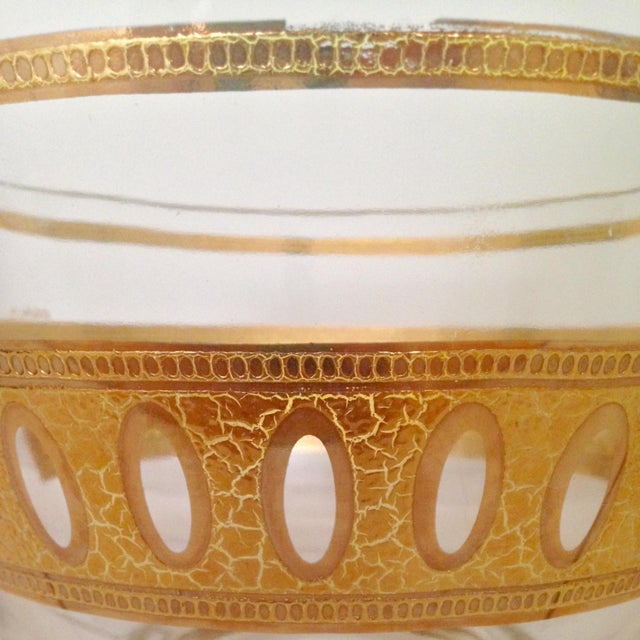 Vintage Culver Antigua Glass Bowls - A Pair - Image 8 of 8