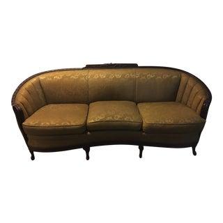 Antique Parlor Sofa