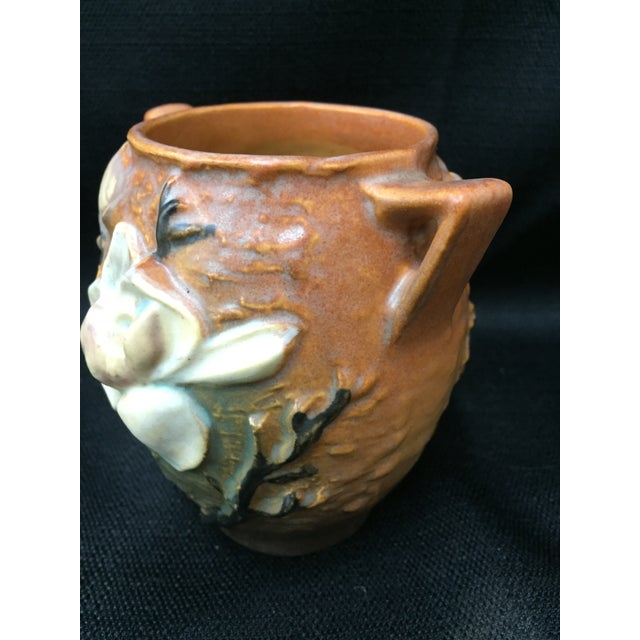 Roseville Pottery Magnolia Small Vase - Image 3 of 4