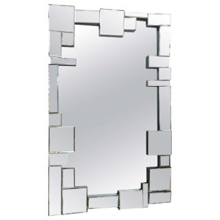 Neil Small Style Multi Faceted Mirror