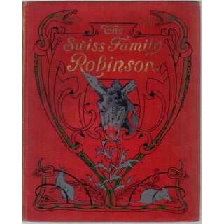 The Swiss Family Robinson: In Words of One Syllable Book by I. F. M.
