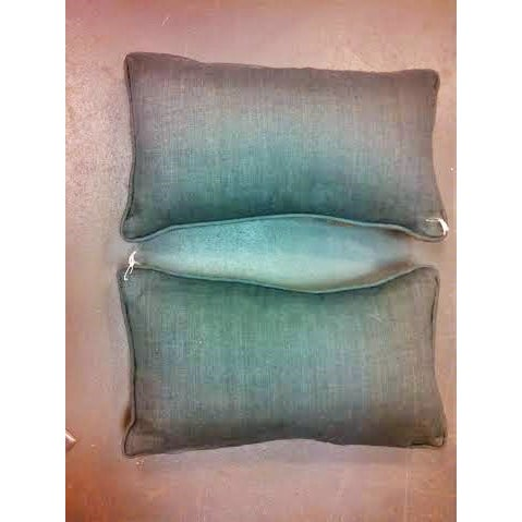 Clarence House Velvet Pillows - Image 3 of 4