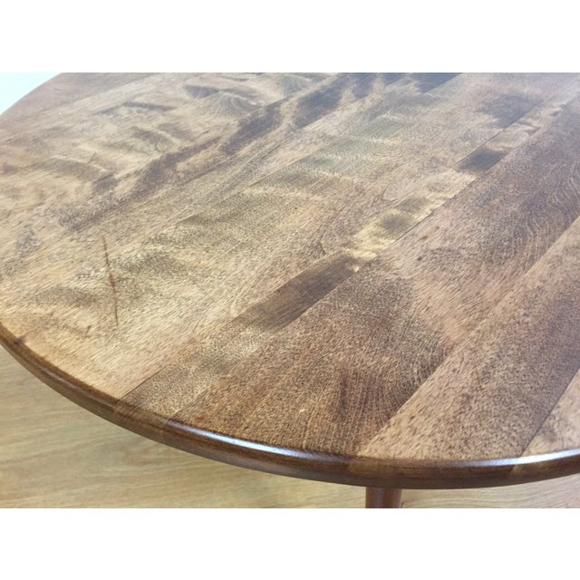 Image of McCobb Style Round Occasional Table