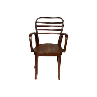 1930's Spanish Bentwood Chair